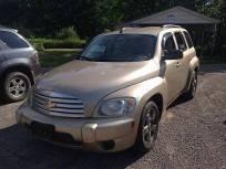 2008 Chevrolet HHR for sale at Seneca Motors, Inc. (Seneca PA) - SHIPPENVILLE, PA LOCATION in Shippenville PA