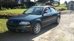 2004 Volkswagen Passat for sale at Seneca Motors, Inc. (Seneca PA) - MEADVILLE, PA LOCATION in Conneaut Lake PA