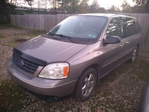 2006 Ford Freestar for sale at Seneca Motors, Inc. (Seneca PA) in Seneca PA