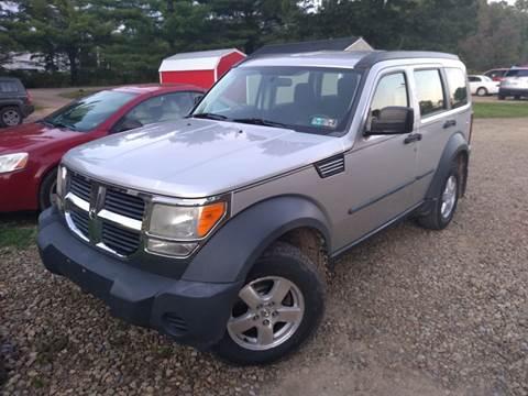 2008 Dodge Nitro for sale at Seneca Motors, Inc. (Seneca PA) - SHIPPENVILLE, PA LOCATION in Shippenville PA