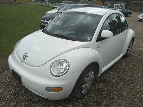 2000 Volkswagen New Beetle for sale at Seneca Motors, Inc. (Seneca PA) - WARREN, PA LOCATION in Warren PA