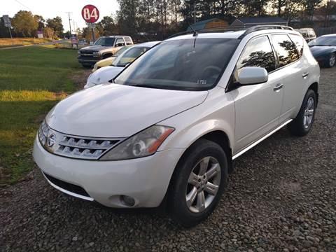2007 Nissan Murano for sale at Seneca Motors, Inc. (Seneca PA) in Seneca PA