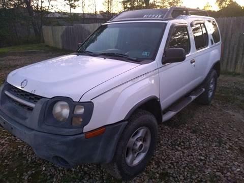 2003 Nissan Xterra for sale at Seneca Motors, Inc. (Seneca PA) in Seneca PA
