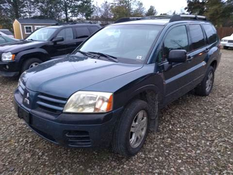 2004 Mitsubishi Endeavor for sale at Seneca Motors, Inc. (Seneca PA) - WARREN, PA LOCATION in Warren PA