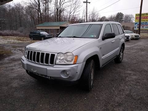 2006 Jeep Grand Cherokee for sale at Seneca Motors, Inc. (Seneca PA) - SHIPPENVILLE, PA LOCATION in Shippenville PA