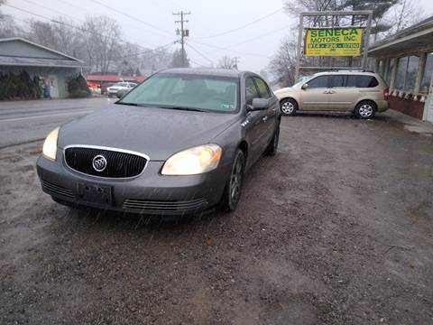 2006 Buick Lucerne for sale at Seneca Motors, Inc. (Seneca PA) - SHIPPENVILLE, PA LOCATION in Shippenville PA
