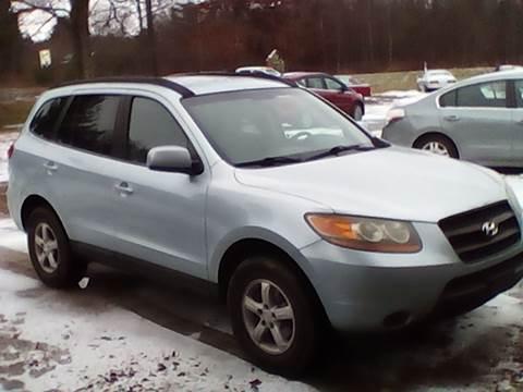 2008 Hyundai Santa Fe for sale at Seneca Motors, Inc. (Seneca PA) - WARREN, PA LOCATION in Warren PA