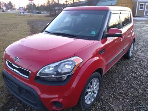 2012 Kia Soul for sale at Seneca Motors, Inc. (Seneca PA) - SHIPPENVILLE, PA LOCATION in Shippenville PA
