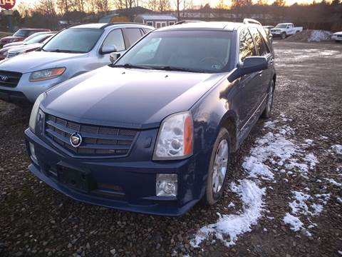 2009 Cadillac SRX for sale at Seneca Motors, Inc. (Seneca PA) in Seneca PA