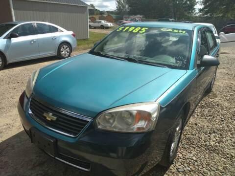 2006 Chevrolet Malibu for sale at Seneca Motors, Inc. (Seneca PA) in Seneca PA
