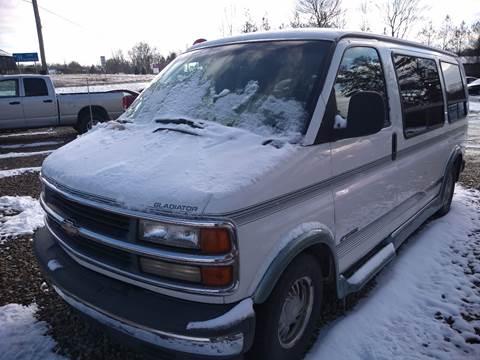 1998 Chevrolet Express for sale at Seneca Motors, Inc. (Seneca PA) in Seneca PA