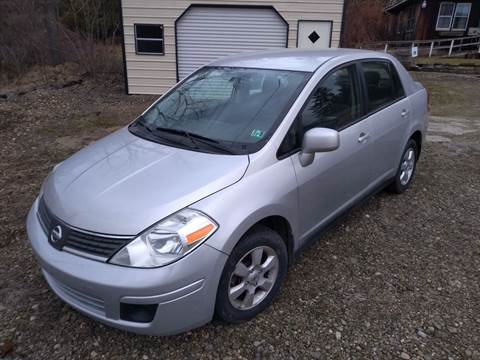 2009 Nissan Versa for sale at Seneca Motors, Inc. (Seneca PA) - WARREN, PA LOCATION in Warren PA