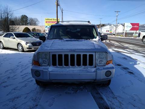 2006 Jeep Commander for sale at Seneca Motors, Inc. (Seneca PA) - SHIPPENVILLE, PA LOCATION in Shippenville PA