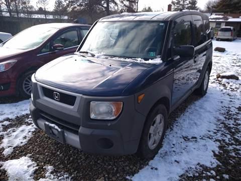 2003 Honda Element for sale at Seneca Motors, Inc. (Seneca PA) in Seneca PA