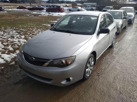 2008 Subaru Impreza for sale at Seneca Motors, Inc. (Seneca PA) in Seneca PA