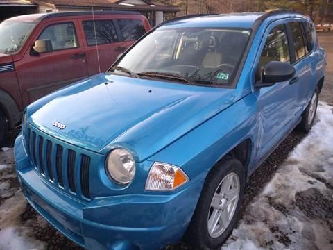 2008 Jeep Compass for sale at Seneca Motors, Inc. (Seneca PA) in Seneca PA