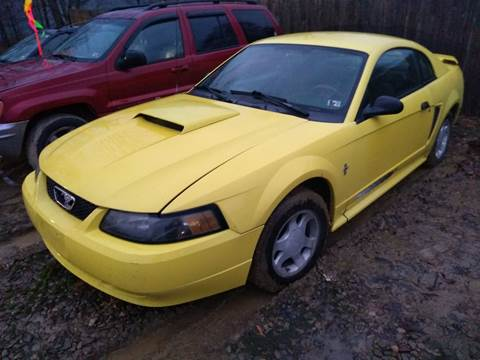 2003 Ford Mustang for sale at Seneca Motors, Inc. (Seneca PA) in Seneca PA