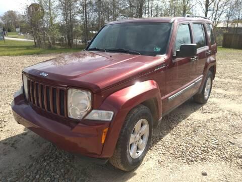 2009 Jeep Liberty for sale at Seneca Motors, Inc. (Seneca PA) in Seneca PA