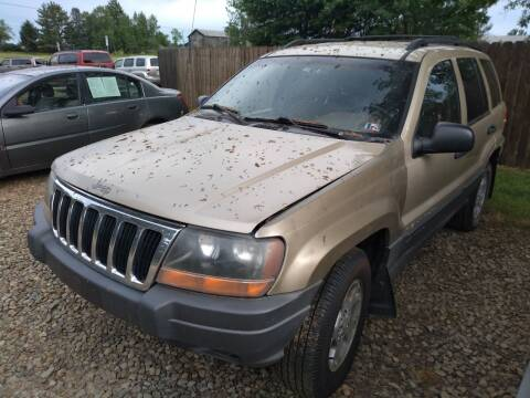 2001 Jeep Grand Cherokee for sale at Seneca Motors, Inc. (Seneca PA) in Seneca PA