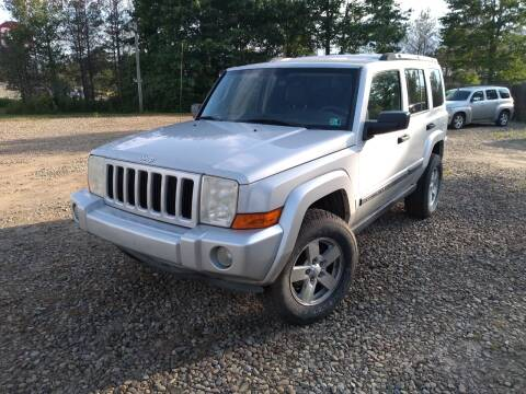 2006 Jeep Commander for sale at Seneca Motors, Inc. (Seneca PA) in Seneca PA