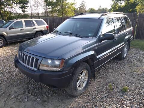 2004 Jeep Grand Cherokee for sale at Seneca Motors, Inc. (Seneca PA) in Seneca PA
