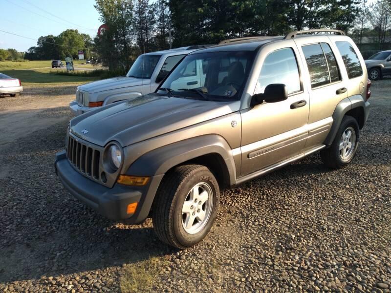 2006 Jeep Liberty for sale at Seneca Motors, Inc. (Seneca PA) in Seneca PA