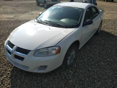 2005 Dodge Stratus for sale at Seneca Motors, Inc. (Seneca PA) in Seneca PA