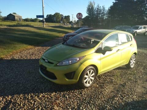 2011 Ford Fiesta for sale at Seneca Motors, Inc. (Seneca PA) in Seneca PA