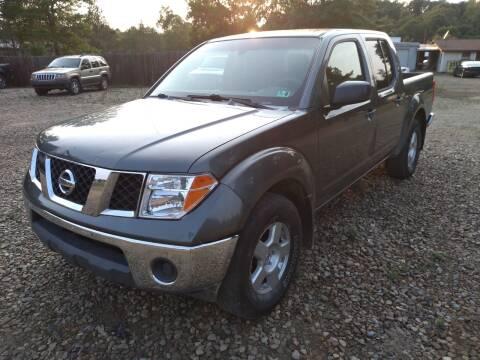 2006 Nissan Frontier for sale at Seneca Motors, Inc. (Seneca PA) in Seneca PA