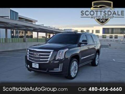 2017 Cadillac Escalade for sale in Scottsdale, AZ