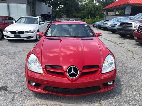 2006 Mercedes-Benz SLK for sale in West Columbia, SC