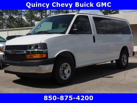 2018 Chevrolet Express Passenger For Sale In Quincy FL