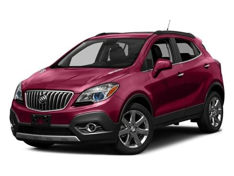 2016 Buick Encore for sale in Quincy, FL