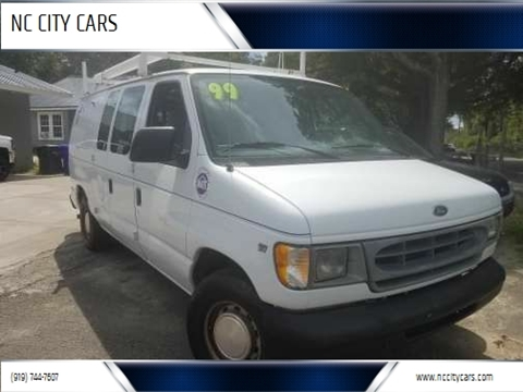 1999 Ford E-150 for sale in Durham, NC