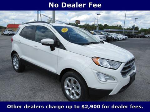 2019 Ford EcoSport for sale in Labelle, FL