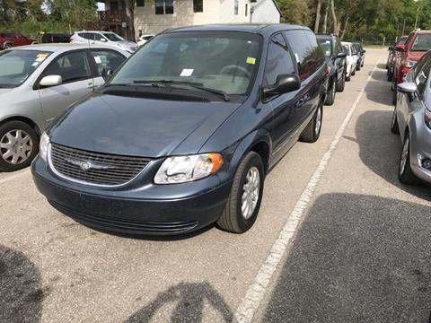 2002 Chrysler Town and Country for sale at Executive Automotive Service of Ocala in Ocala FL