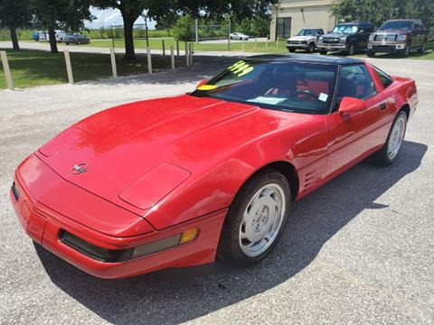 1991 Chevrolet Corvette for sale at Executive Automotive Service of Ocala in Ocala FL