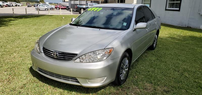 2006 Toyota Camry for sale at Executive Automotive Service of Ocala in Ocala FL