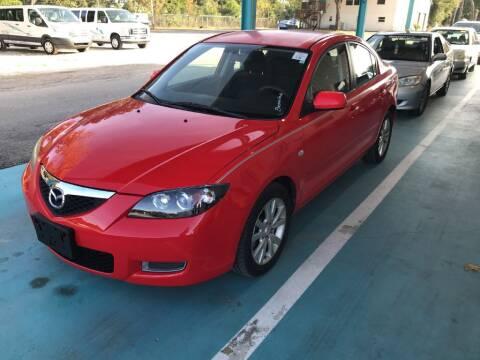 2007 Mazda MAZDA3 for sale at Executive Automotive Service of Ocala in Ocala FL