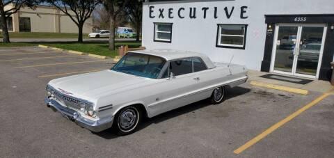 1963 Chevrolet Impala for sale at Executive Automotive Service of Ocala in Ocala FL