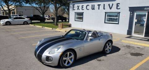 2008 Pontiac Solstice for sale at Executive Automotive Service of Ocala in Ocala FL