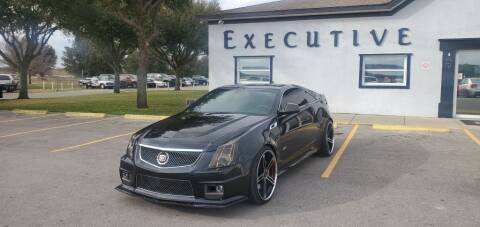 2013 Cadillac CTS-V for sale at Executive Automotive Service of Ocala in Ocala FL