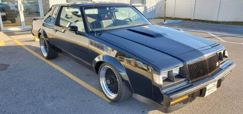 1987 Buick Regal Grand National Turbo for sale at Executive Automotive Service of Ocala in Ocala FL