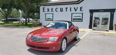 2005 Chrysler Crossfire for sale at Executive Automotive Service of Ocala in Ocala FL