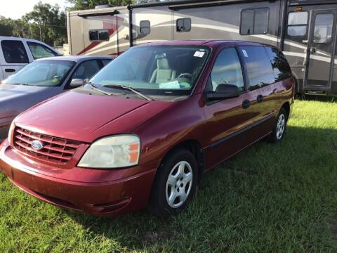 2005 Ford Freestar for sale at Executive Automotive Service of Ocala in Ocala FL