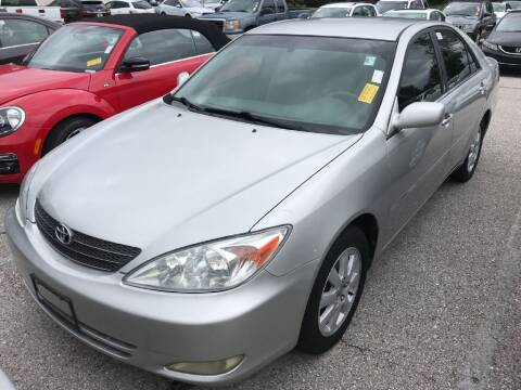 2003 Toyota Camry for sale at Executive Automotive Service of Ocala in Ocala FL