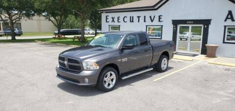 2016 RAM Ram Pickup 1500 for sale at Executive Automotive Service of Ocala in Ocala FL