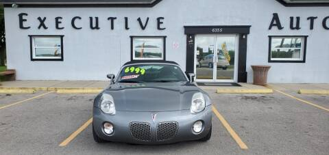 2006 Pontiac Solstice for sale at Executive Automotive Service of Ocala in Ocala FL