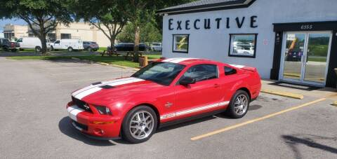 2007 Ford Shelby GT500 for sale at Executive Automotive Service of Ocala in Ocala FL
