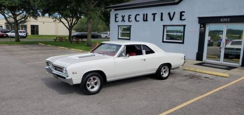 1967 Chevrolet Chevelle for sale at Executive Automotive Service of Ocala in Ocala FL
